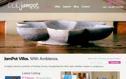 Jampot Villas Holiday Rentals